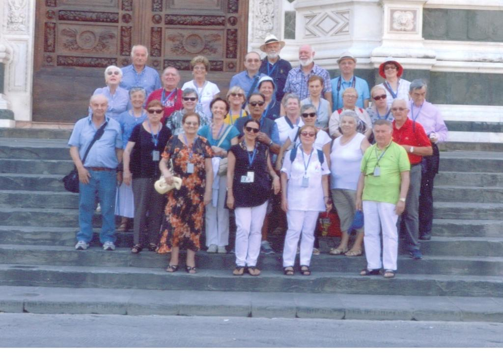 Gita parrocchiale in Toscana