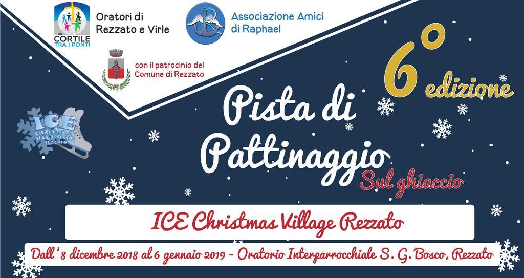 ICE Christmas Village Rezzato 2018