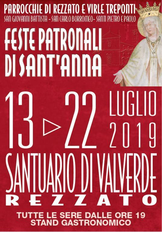 Lotteria di Sant'Anna 2019