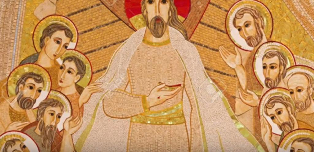 ATTI DEGLI APOSTOLI IL DONO DELLO SPIRITO SANTO