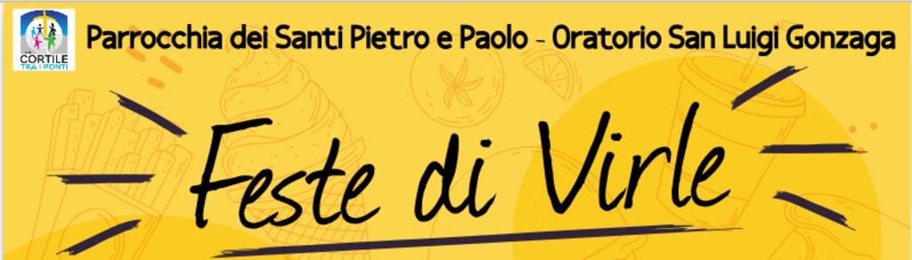 FESTE DI VIRLE